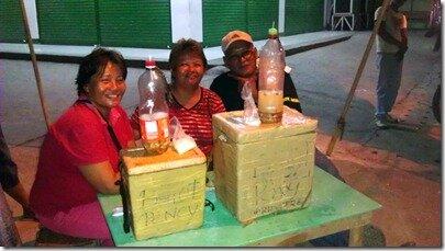 Еда на филиппинах Балот