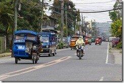 Филиппины транспорт