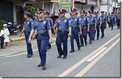 Филиппины, полиция