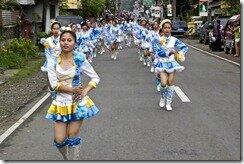 Филиппины, Miss Southern Leyte 2012, праздник, девушки, танцы