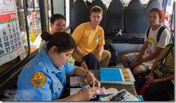 Филиппины, полиция, задержание