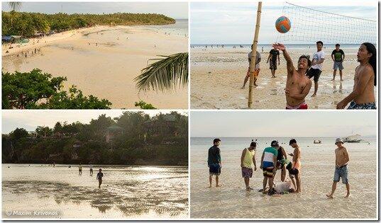 Сантьяго, Филиппины, пляж, красивое море, Камотес, путешествие,