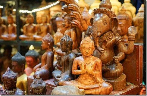 Будда, Сием-Реап, камбоджа, сувенир